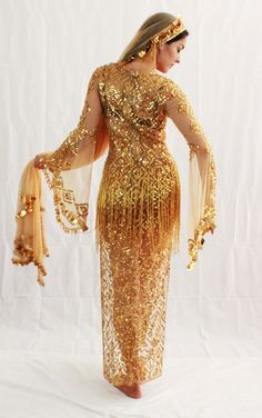 ead42e857e04 Sheer Labyrinth Dress (Color Options) - turquoiseintl Dance Movies, Eastern  Dresses, Dance