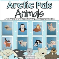 Arctic Animals Craftivity