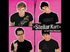 Stellar Kart - I Wanna Live. I love this song.