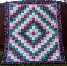 """Not yet ready for """"Trip Around the World"""" pattern, but this tutorial makes it seem EASY!"""