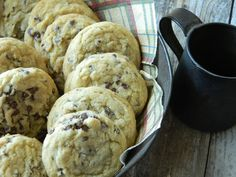 Anna Olsen's Chocolate Chip Cookies