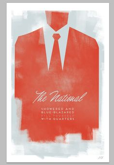 The National Art Print By Silent K Design