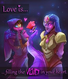 Happy Valentine's! | League of Legends