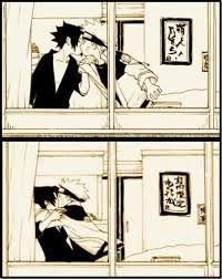 sasunaru kiss - Buscar con Google