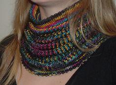 Ravelry: Willow Cowl pattern by Amelia Lyon