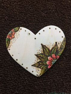A personal favorite from my Etsy shop https://www.etsy.com/listing/495091214/valentines-heart-magnet