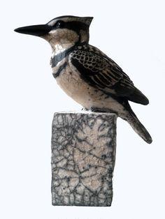 sculpteur céramiste animalier; CATHERINE CHAILLOU