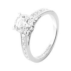 ビーラブド - BOUCHERON(ブシュロン)の婚約指輪(エンゲージメントリング)