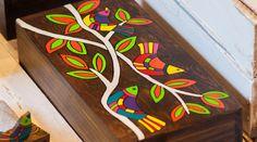 Artesanía moderna salvadoreña en madera