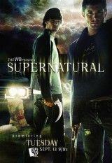 Sobrenatural  (Serie de TV). Vi una temporada y fue empeorando mal!!