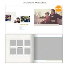 Paislee Press Shutterfly style Everyday Moments
