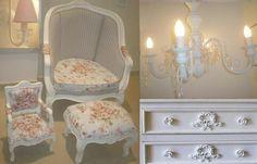 Quarto de bebê - baby room- Provençal