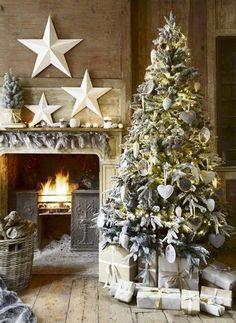 Noel sapin cheminee ~ Luxury Design                                                                                                                                                                                 Plus