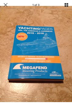 yachtingpages USA, the Americas Caribbean 2015-2016 softcover