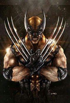 Wolverine #logan #xmen - by John Giang