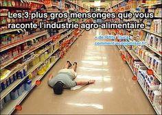 Préparez-vous à être indigné, car voici les 3 mensonges les plus épouvantables de l'industrie agro-alimentaire. Découvrez l'astuce ici : http://www.comment-economiser.fr/3-plus-gros-mensonges-de-l-industrie-agro-alimentaire.html?utm_content=buffercecd8&utm_medium=social&utm_source=pinterest.com&utm_campaign=buffer
