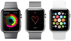 Apple Watch vs. Pebble vs. Android Wear