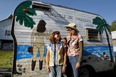 Sisters on the Fly hit the road in vintage trailers | NewsOK.com