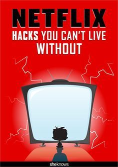 Maximize your Netflix experience with some insider tricks These Netflix hacks will change the way you binge Tv Hacks, Netflix Hacks, Netflix Netflix, Netflix Users, Movie Hacks, Netflix Gift, Watch Netflix, Hacks Diy, Movie Ideas
