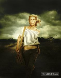 The Walking Dead - Promotional art with Laurie Holden
