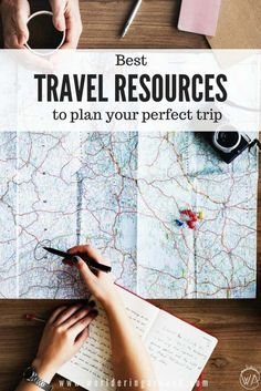 Best travel resources for trip planning, travel gear, travel photography gear, travel booking sites, cheap flights, cheap hotels