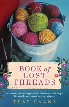 Tender, funny and memorable, Book of Lost Threads is a story about love and loss, parents and children, hope, faith and the value of simple kindness.  Moss has run away from Melbourne to Opportunity on the trail of a man she knows only by name. But her arrival sets in train events that disturb the long-held secrets of three of the town's inhabitants....
