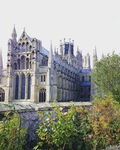 Ely Cathedral - Cambridgeshire UK place to go weekend