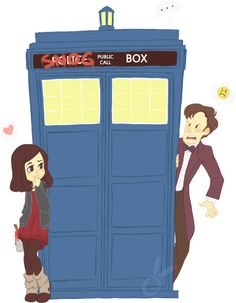 """THE TARDIS IS NOT A SNOG BOX!"""