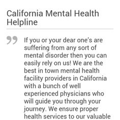 8 Best Residential Mental Health Facilities In California Images