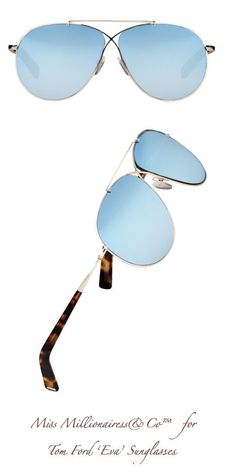 f7b6aff4cf Tom Ford  Eva  Sunglasses for 2015 Stylish Sunglasses