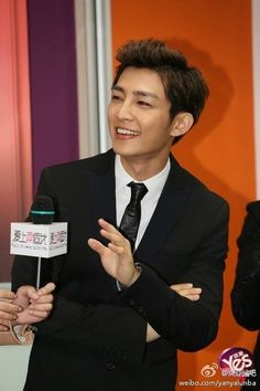 Aaron Yan on @dramafever, Check it out!
