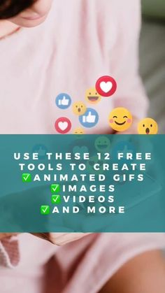12 Free Visual Content Creation Tools To Make Marketing Easy. Get all the free tools and resources you need to kick your visual content up a notch. Here're the best tools for creating attractive animated gifs, images and videos. By the end of this piece, you'll know exactly how to easily add various types of visual content to your marketing strategy without spending a bundle or adding hours to your day. #visualcontent #marketing #graphicdesign #socialmediatools