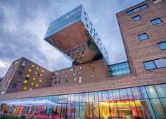 Komfort mit Konzept und Design im Überfluss an den Ufern der Spree in Europas erstem Musikhotel – inkl. Frühstück und Extras