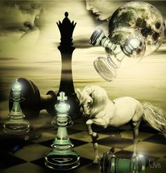 Elvis Souza - Surreal Chess