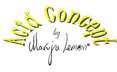 Acid Concept by Maruja Lemon Arabic Calligraphy, Arabic Calligraphy Art