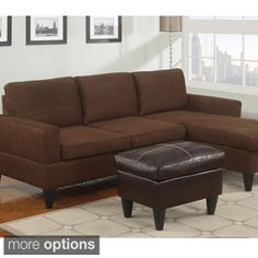 Reversible All-in-One Sectional Sofa