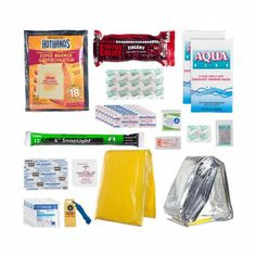 Auto Emergency Kit Add-on: Update or start your auto emergency kit with these survival items