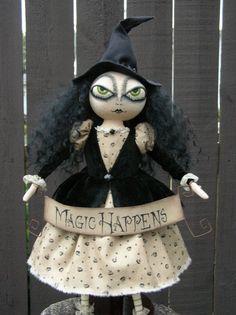 Oh how I'd love me a Joyce Stahl doll.