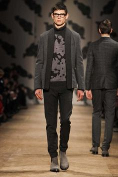 Viktor & Rolf Monsieur Fall Winter Menswear 2013 Paris