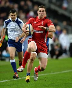 George North in full, glorious flight in Paris - Six Nations France 13 - 20 Wales | 28th February 2015