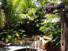 Spa Botanico's Purification Gardens at Dorado Beach, a Ritz-Carlton Reserve