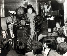 Julie Driscoll, Brian Auger & The Trinity, 1967.