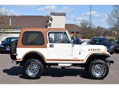 1983 Jeep Laredo CJ7 4×4