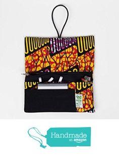 Handmade Rolling Tobacco Pouch with Cotton Fabric Afrodelia from La Industria https://www.amazon.com/dp/B01I5M9NV6/ref=hnd_sw_r_pi_dp_FT4Gxb6DB1VCC #handmadeatamazon