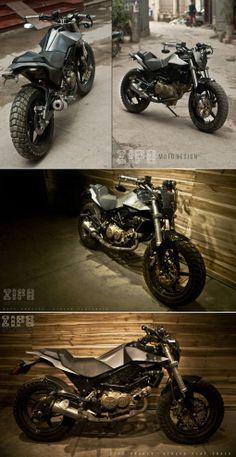 Honda VTR250 ZIFE Design