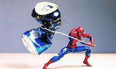 Hotkenobi's Action Figures and Beer Photography