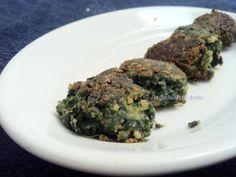 Ricetta Portata principale : Polpette vegetariane di spinaci da IlCucchiaiodiAnita