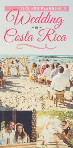 Considering a destination wedding? Why not choose Costa Rica? Here is everything you need to know about getting married in Costa Rica! Low Cost Wedding, Wedding Tips, Wedding Events, Diy Wedding, Puntarenas, Inexpensive Wedding Invitations, Wedding Reception Flowers, Wedding Bells, Wedding Photography Tips