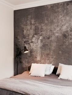 5 rules for the perfect ton sur ton room ., 5 rules for the perfect ton sur ton room # bedroom # ideas. Home Decor Bedroom, Modern Bedroom, Bedroom Wall, Interior Design Living Room, Living Room Decor, Decor Room, Bedroom Rustic, Bedroom Apartment, New Room