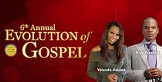 UP presents a celebration in honor of Gospel Music Heritage month. This year's Evolution of Gospel honorees include Yolanda Adams, Kirk Franklin and Senator Blanche Lincoln.